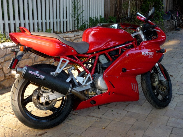 Ducati Supersport 800 #5