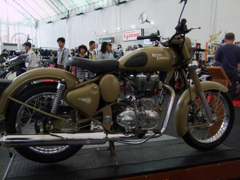 2003 Enfield 350 Bullet Classic #2