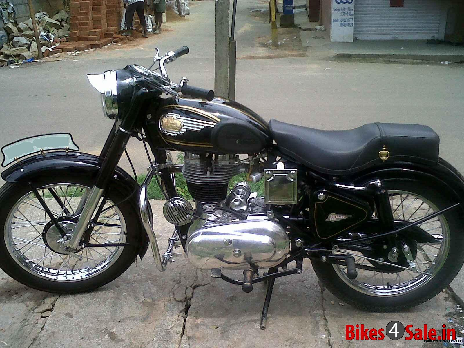 2003 Enfield 350 Bullet Classic #5