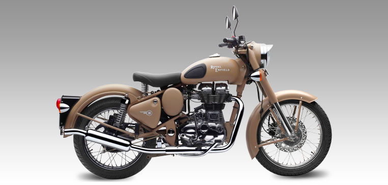2003 Enfield 350 Bullet Classic #4