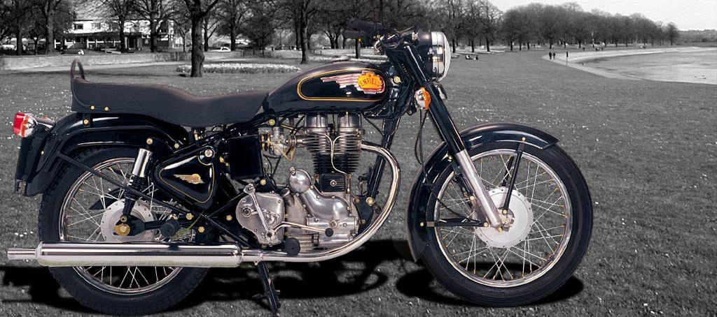 2003 Enfield 350 Bullet Classic #7