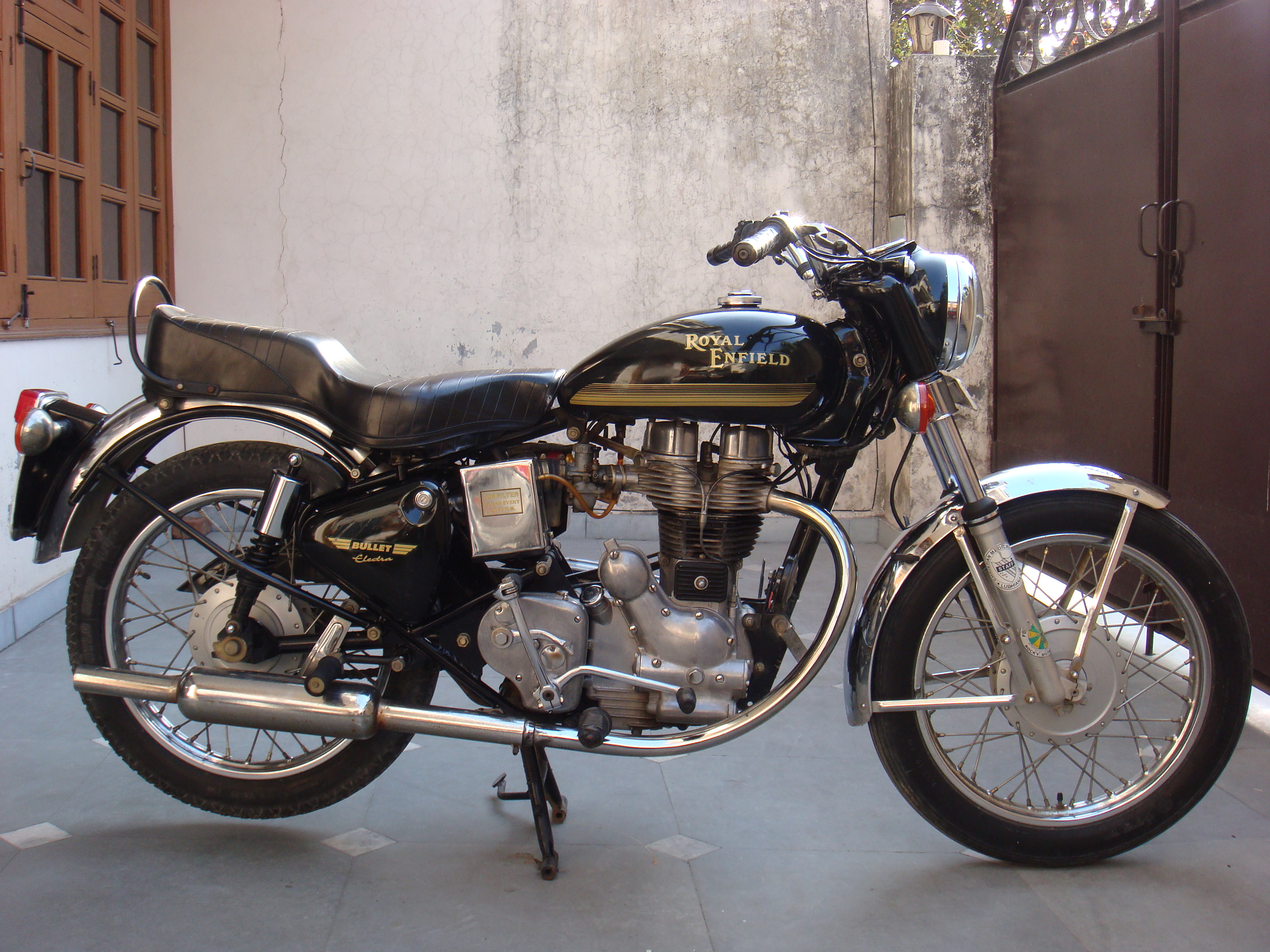 2003 Enfield 350 Bullet Classic #3