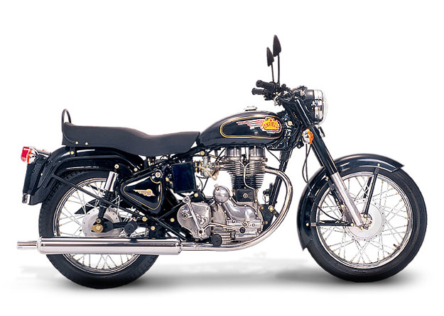 2003 Enfield 350 Bullet Classic #6