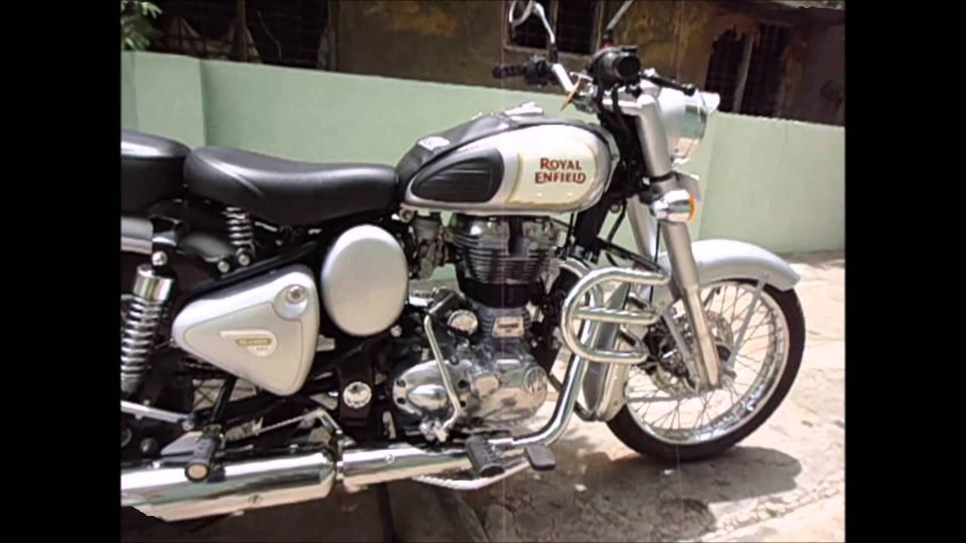 Enfield 350 Bullet Classic #1