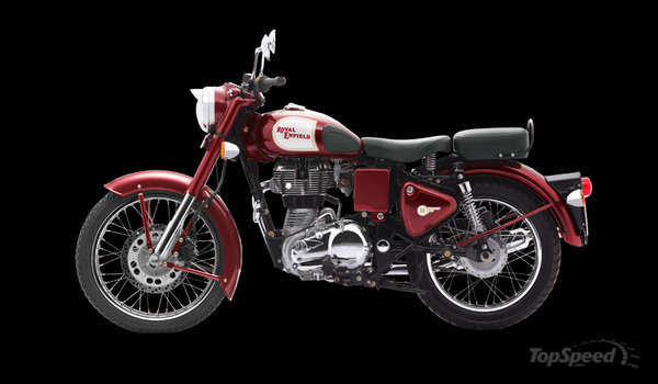 Enfield 350 Bullet Classic #4