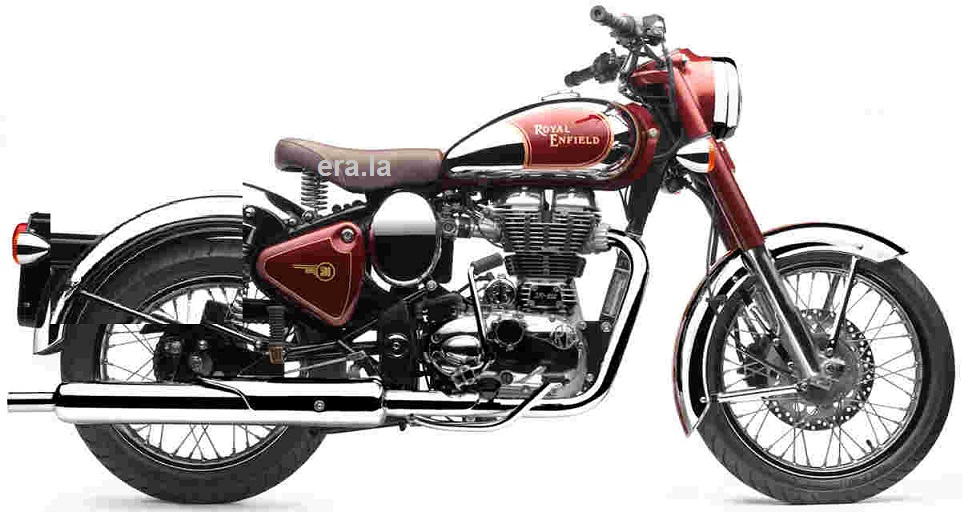 Enfield 350 Bullet Classic #5