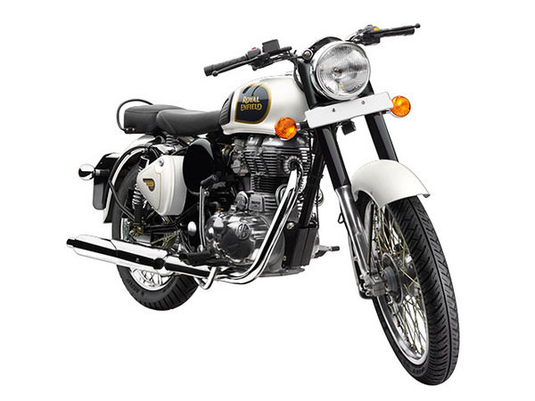 Enfield 350 Bullet Classic #2