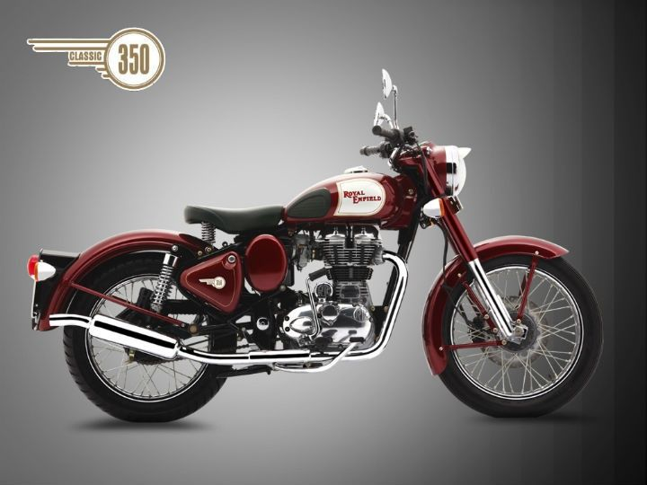 Enfield 350 Bullet Classic #3