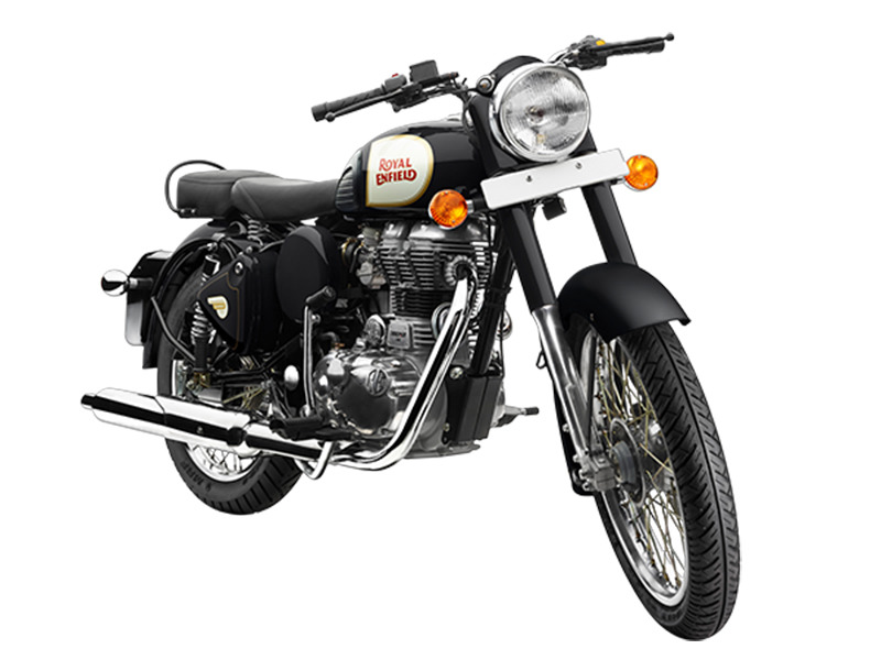 Enfield 350 Classic Outfit #4