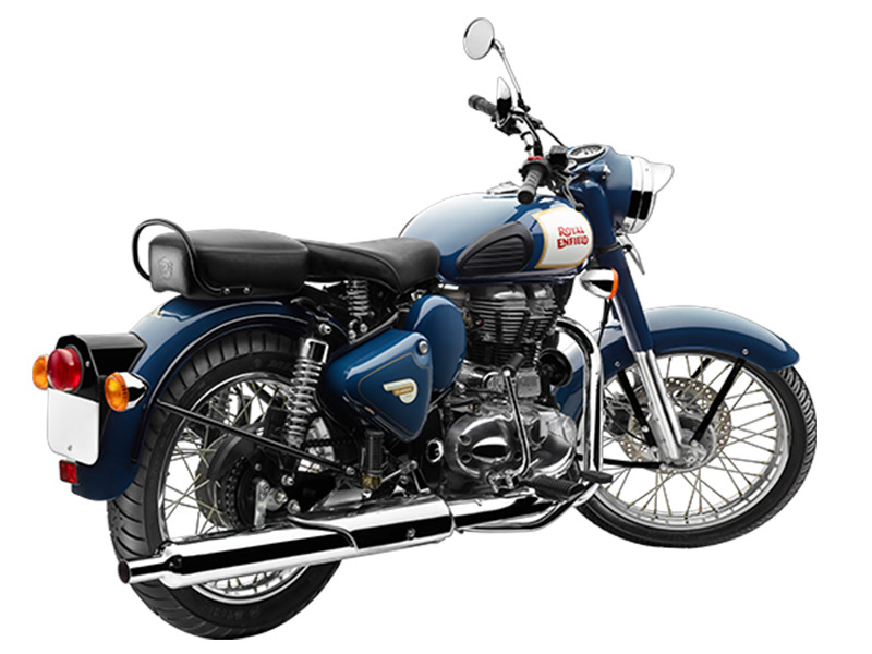 Enfield 350 Classic Outfit #5