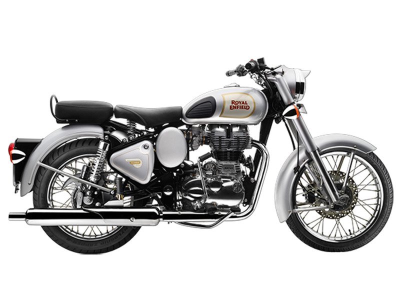 Enfield 350 Classic Outfit #3