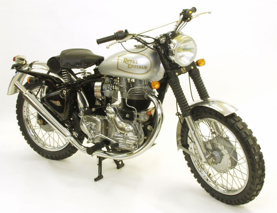 Enfield 350 Classic Outfit #7