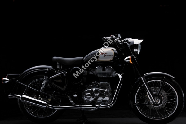 1991 Enfield 500 Bullet (reduced effect) #3