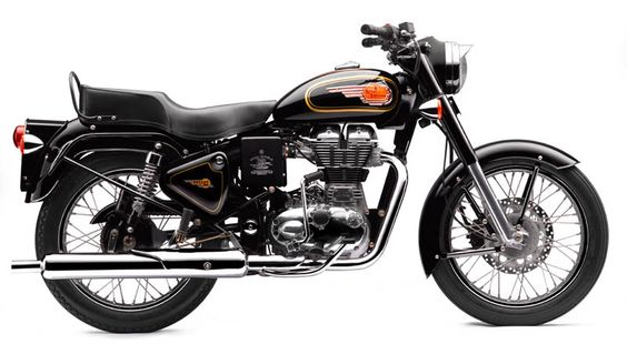 1991 Enfield 500 Bullet (reduced effect) #8