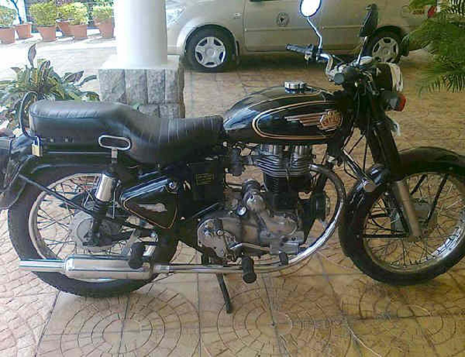 1991 Enfield 500 Bullet (reduced effect) #10