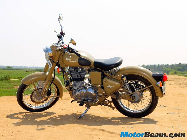 Enfield 500 Bullet (reduced effect) #3