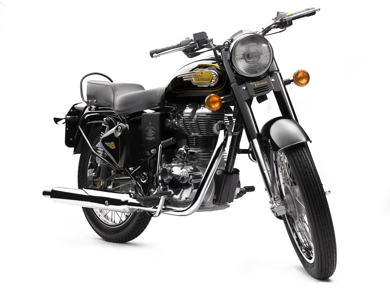 Enfield 500 Bullet (reduced effect) #6