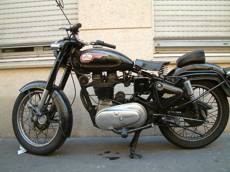 Enfield 500 Bullet (reduced effect) #1