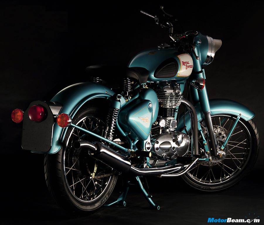 Enfield 500 Bullet (reduced effect) #2