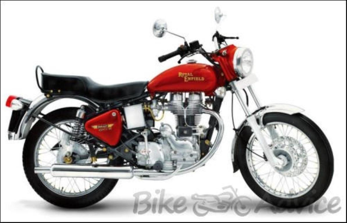 Enfield 500 Bullet (reduced effect) #5