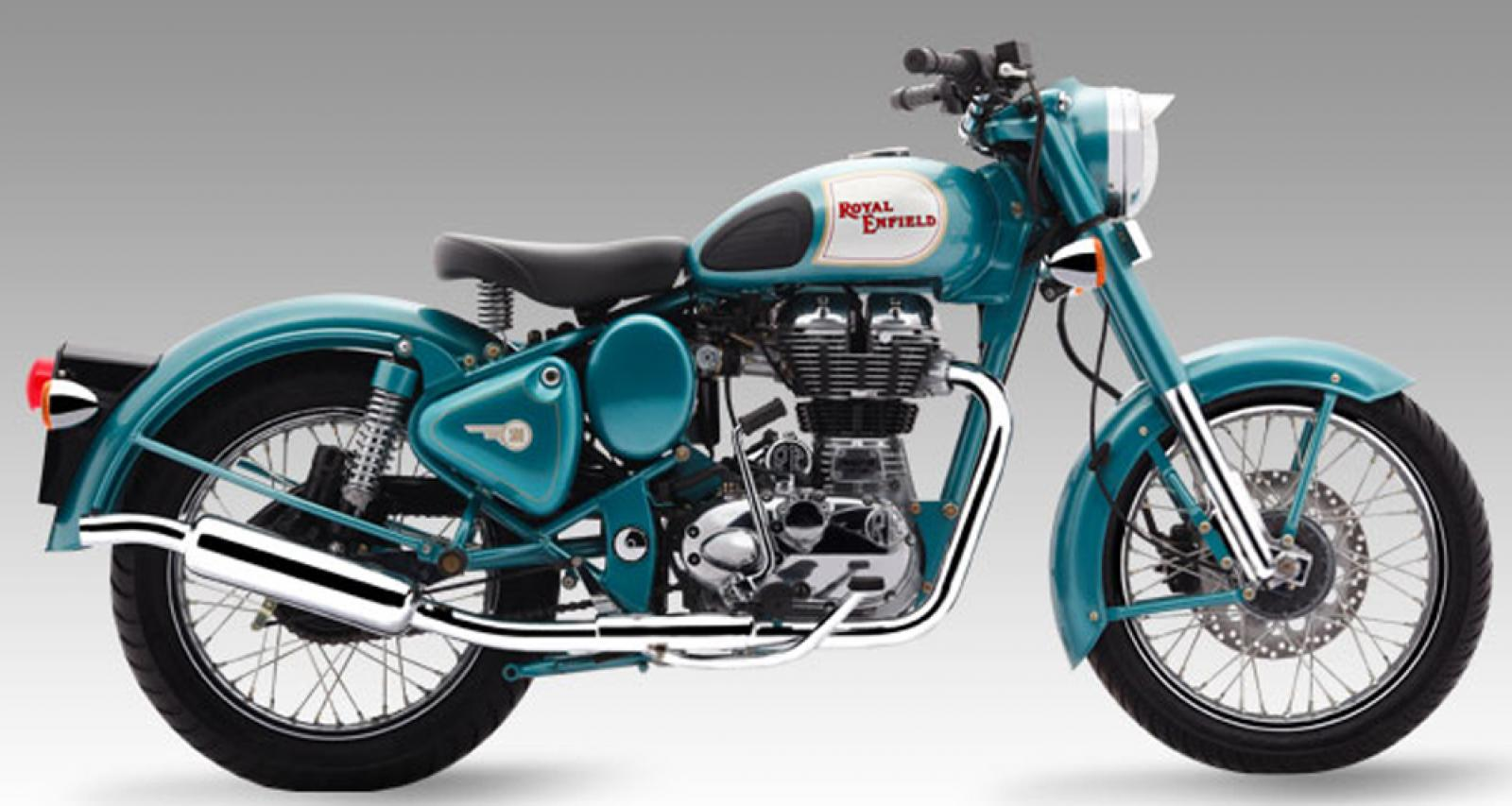 Enfield 500 Classic Outfit #3