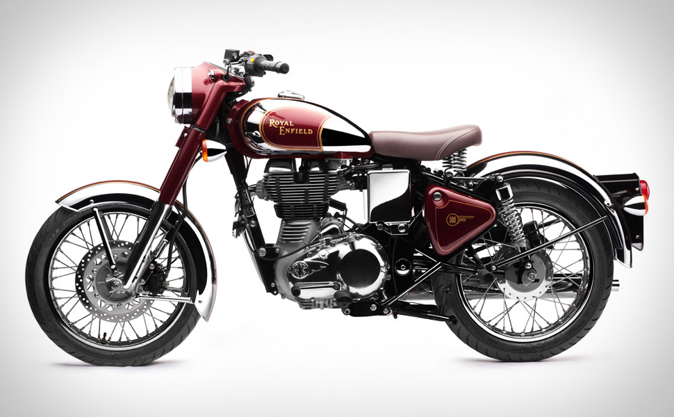 Enfield 500 Classic Outfit #4