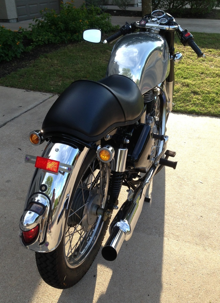 2003 Enfield 500 Clubman S #7