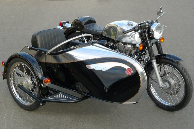 2003 Enfield 500 Clubman S #10