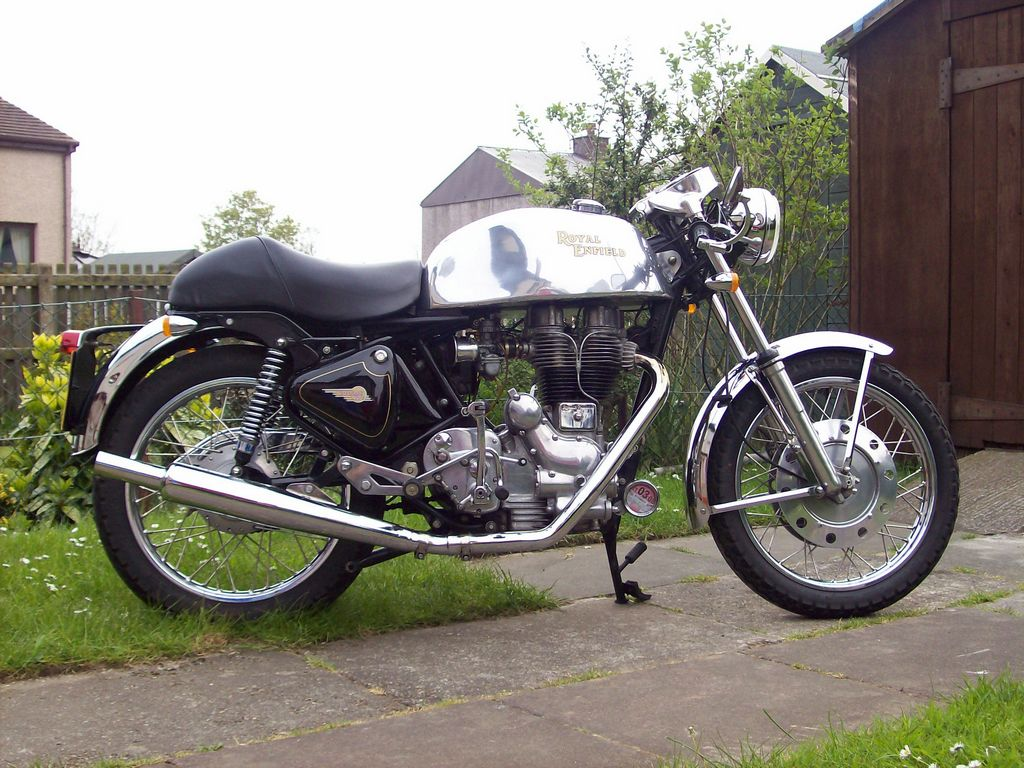 2003 Enfield 500 Clubman S #2