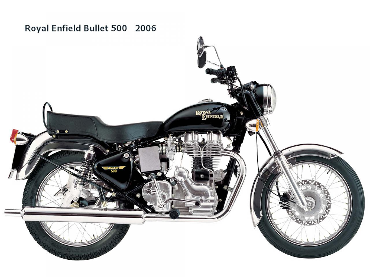 2006 Enfield 500S Continental #3