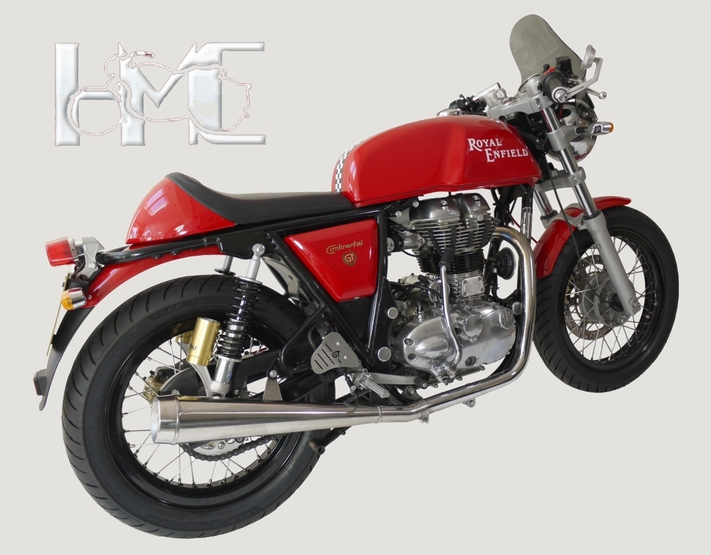 2006 Enfield 500S Continental #2