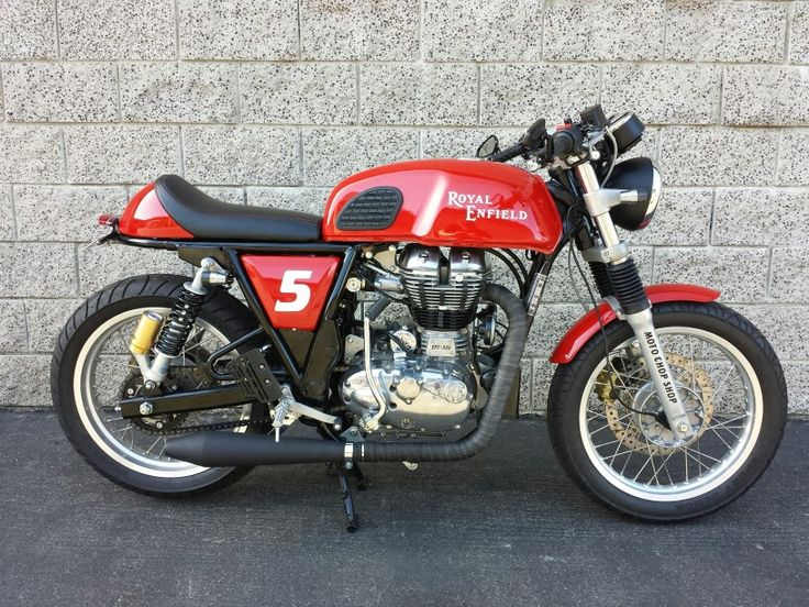 2006 Enfield 500S Continental #10