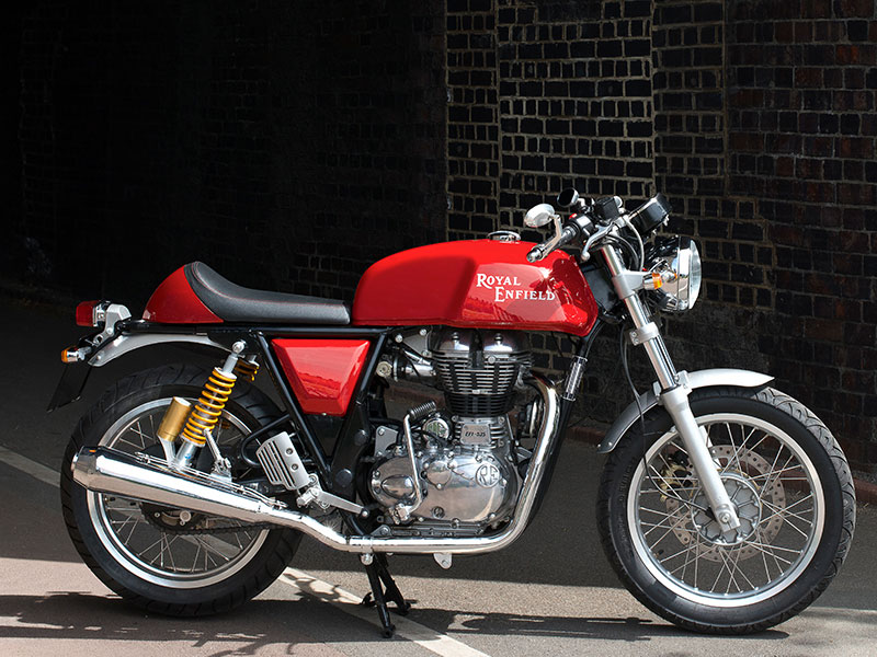 2006 Enfield 500S Continental #9