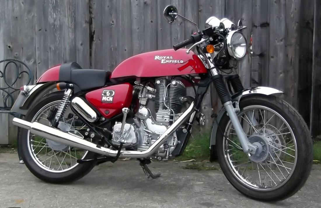 2006 Enfield 500S Continental #6
