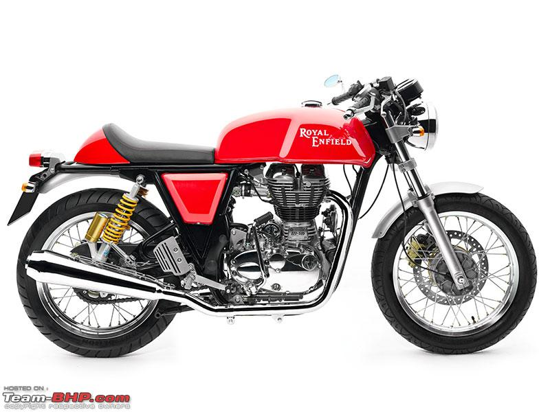 2006 Enfield 500S Continental #4