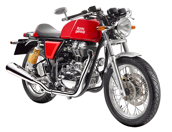 2006 Enfield 500S Continental #5