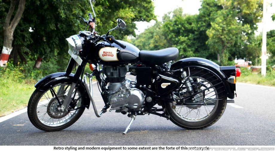 Enfield Bullet 350 Classic #1