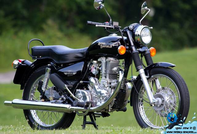 Enfield Bullet 350 Classic #3