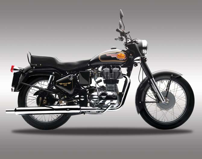 Enfield Bullet 350 Classic #2