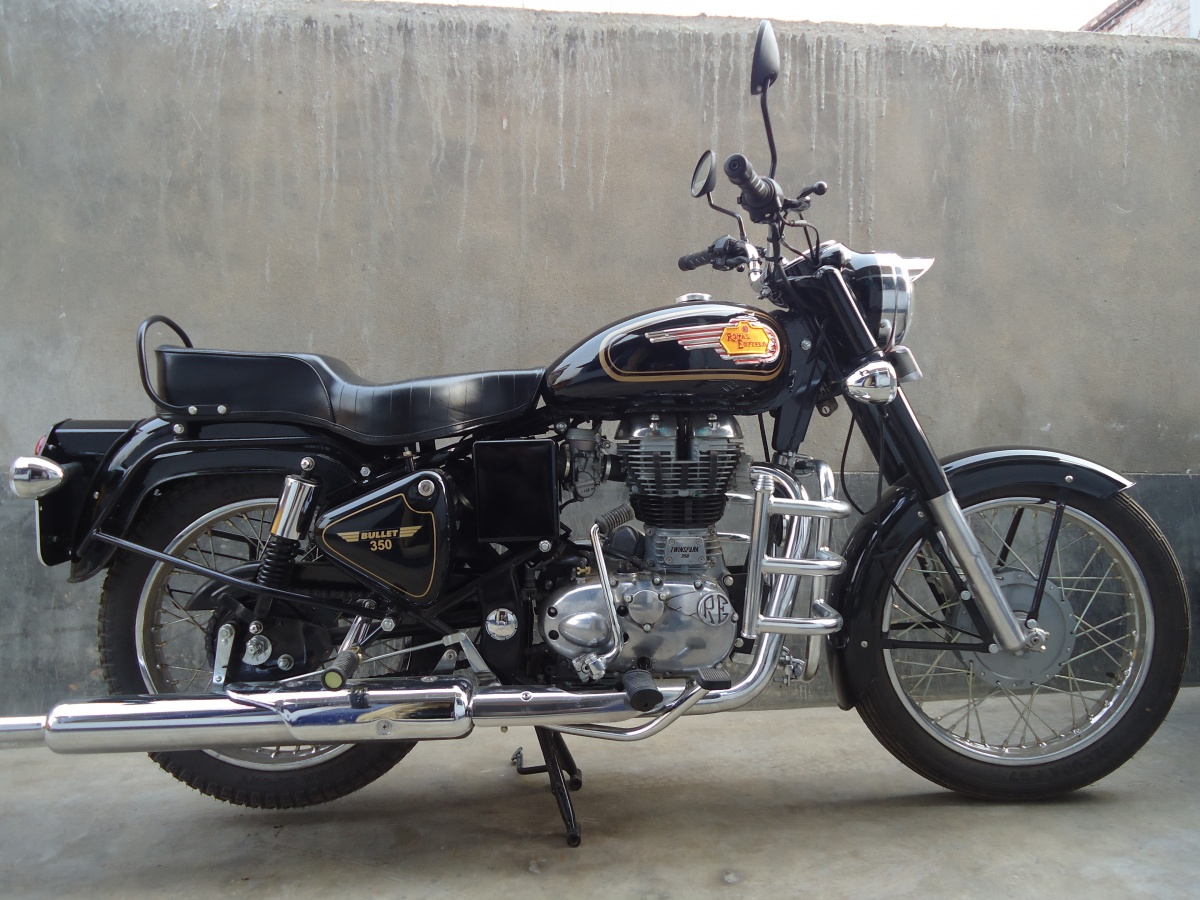 Enfield Bullet 350 UCE #9