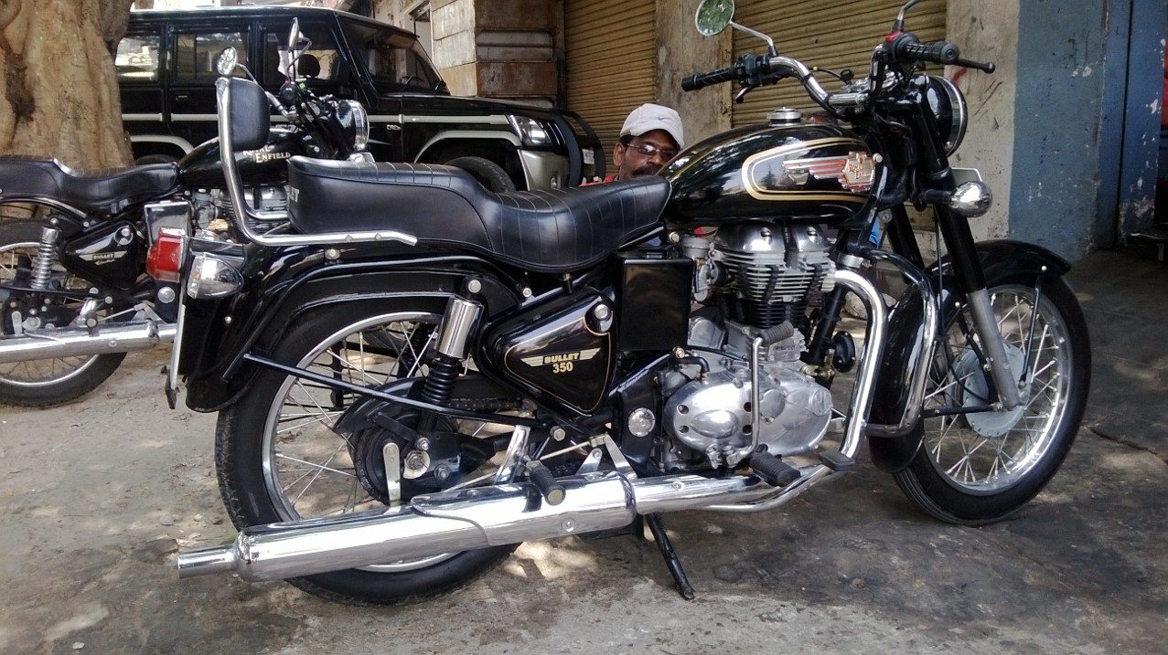 Enfield Bullet 350 UCE #6