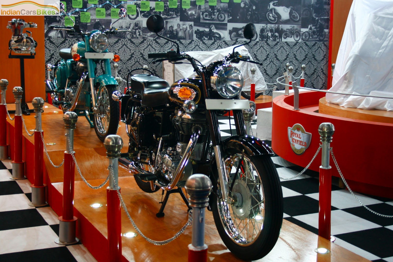 Enfield Bullet 350 UCE #10