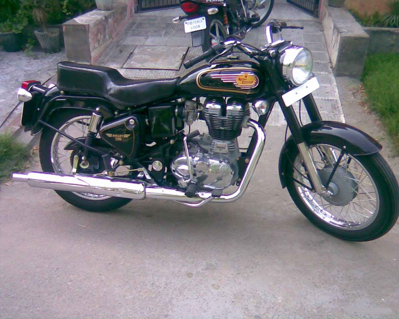 Enfield Bullet 350 UCE #2