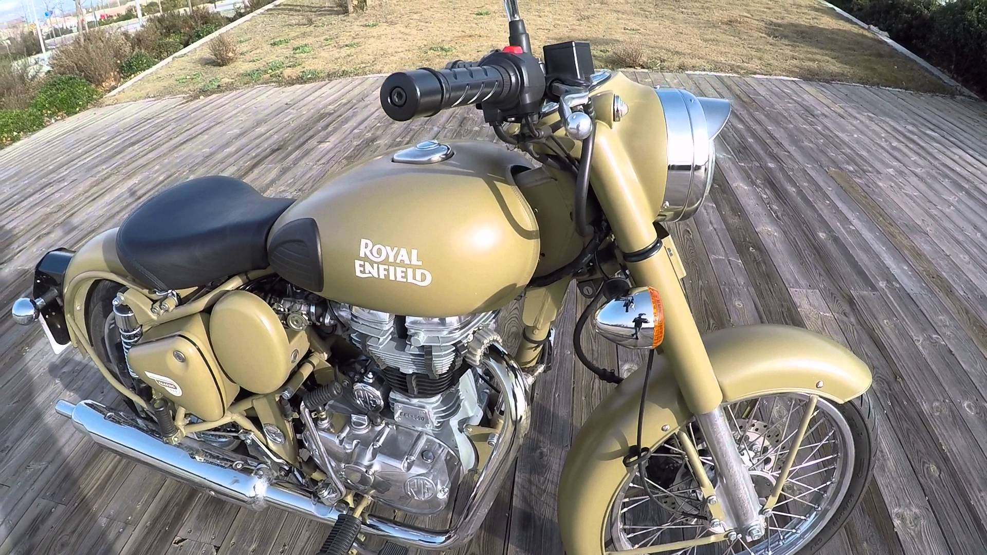 Enfield Bullet 500 Classic #6