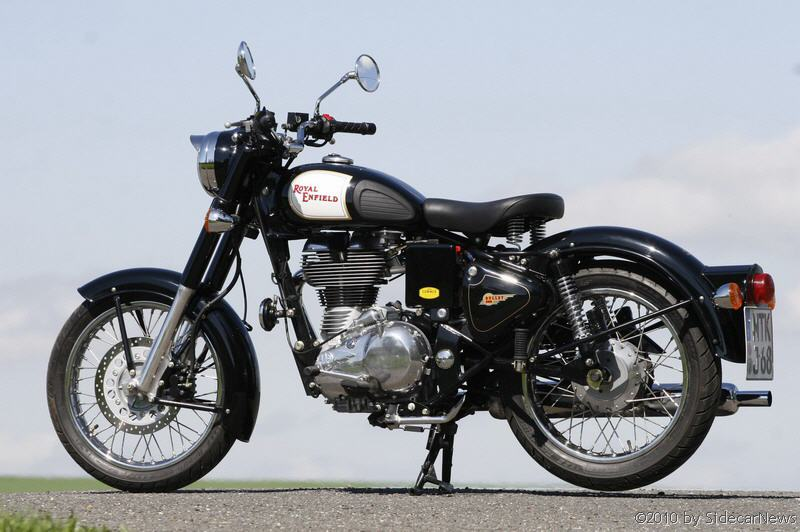 Enfield Bullet 500 Classic #5