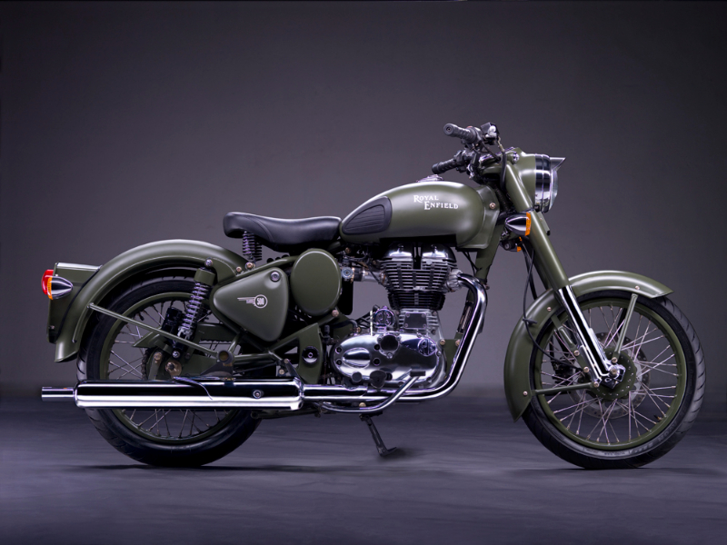 Enfield Bullet 500 Classic #7