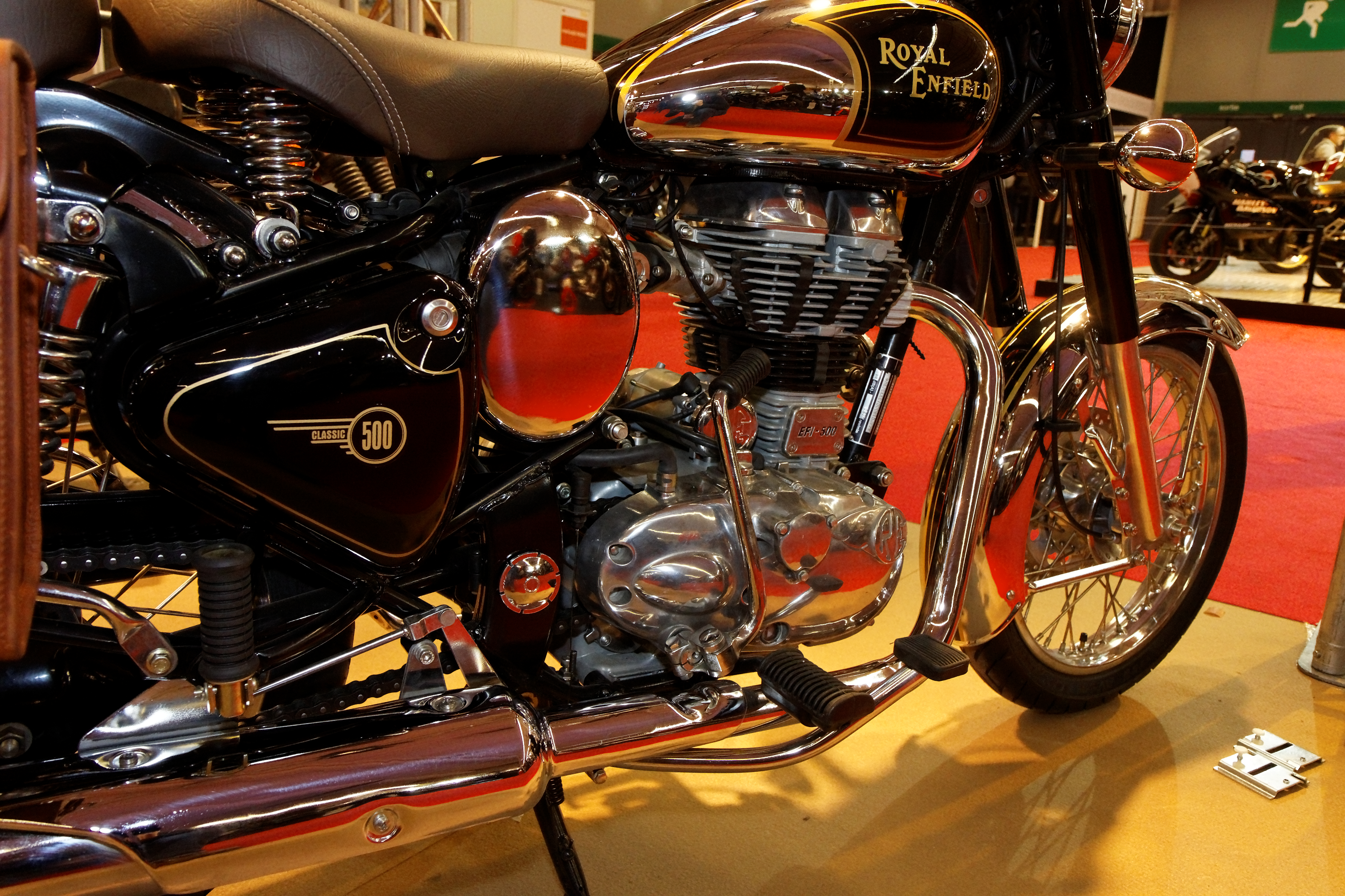 2011 Enfield Bullet Classic 500 #6