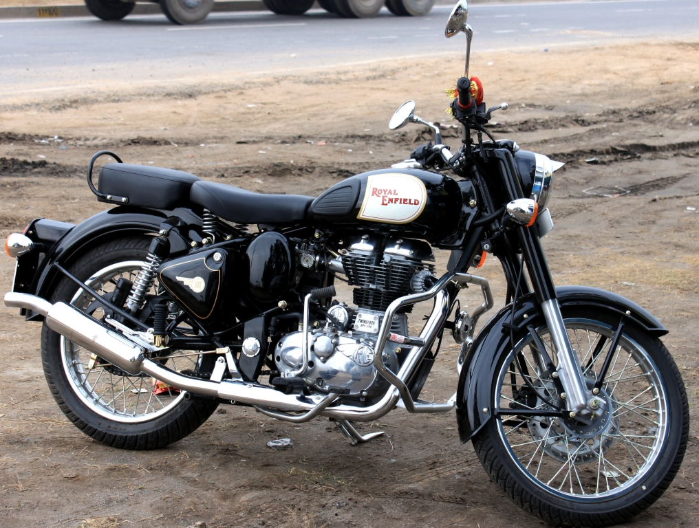 2011 Enfield Bullet Classic 500 #2