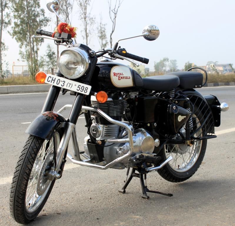 2011 Enfield Bullet Classic 500 #9