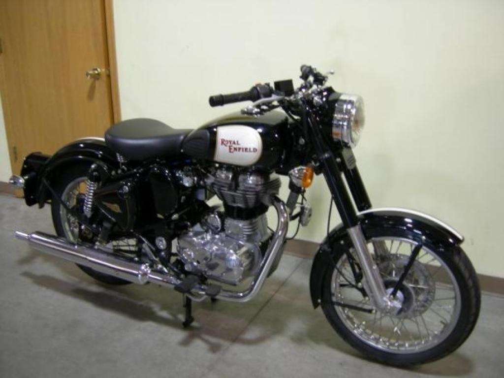 2011 Enfield Bullet Classic 500 #3